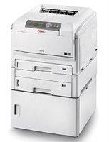 OKI Farblaserdrucker C810CDTN A4/A3