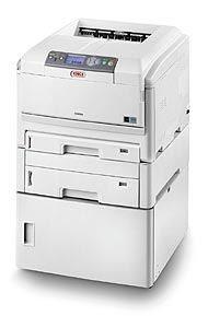 OKI Farblaserdrucker C830CDTN A4/A3