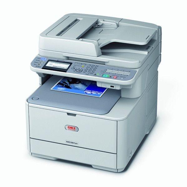 OKI MC361DN Color-Multifunktionsgerät