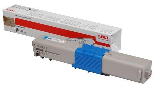OKI Original - Toner cyan -  46508715