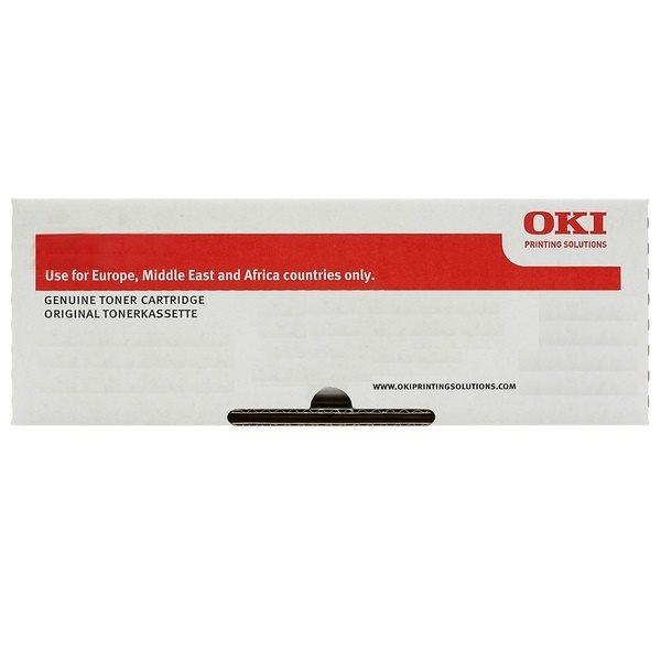 OKI Original Toner magenta - 44318618