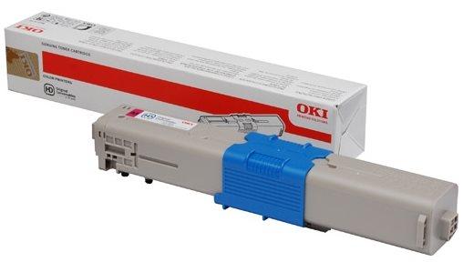OKI Original - Toner magenta -  46508714