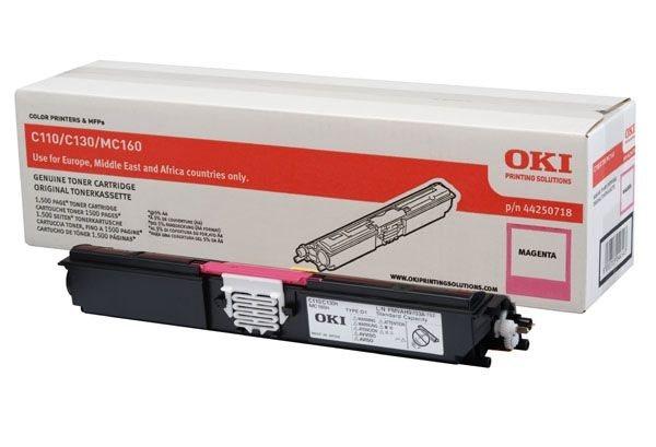 Oki Toner magenta für C110/130 - 44250718