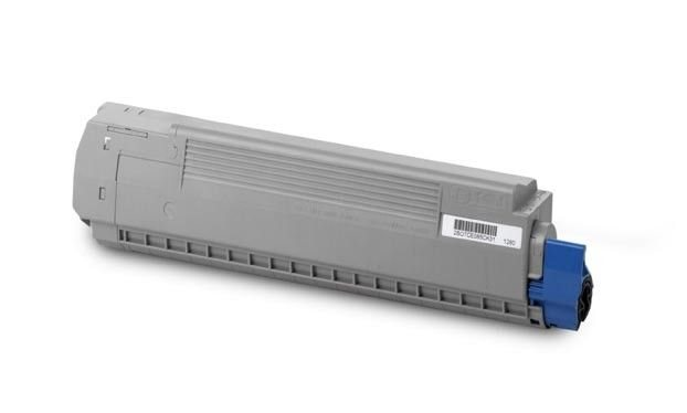 Oki Toner magenta für MC860 - 44059210