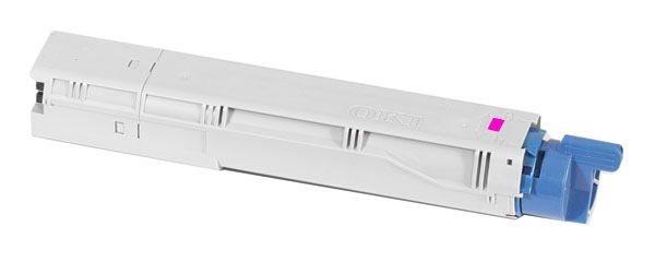 Oki Toner magenta XL für C3520, 43459370