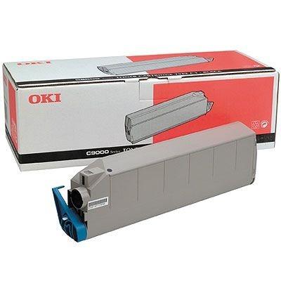 OKI Toner Original für C9000/C9200/C9400, schwarz