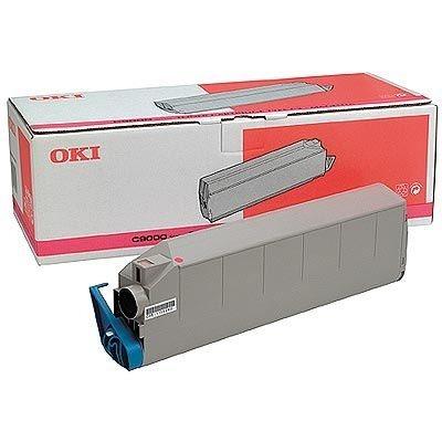 OKI Toner Original für C9300, magenta