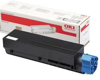 Oki Toner schwarz für B432DN - 45807111