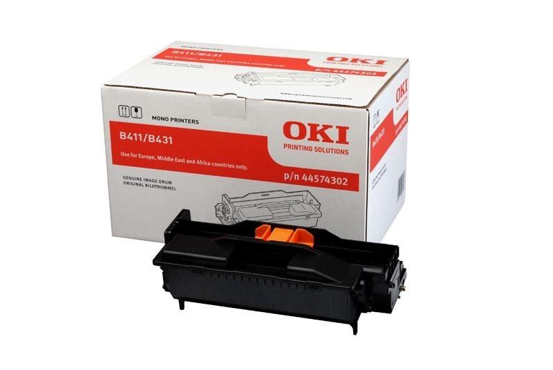Oki Trommel schwarz - 44574302