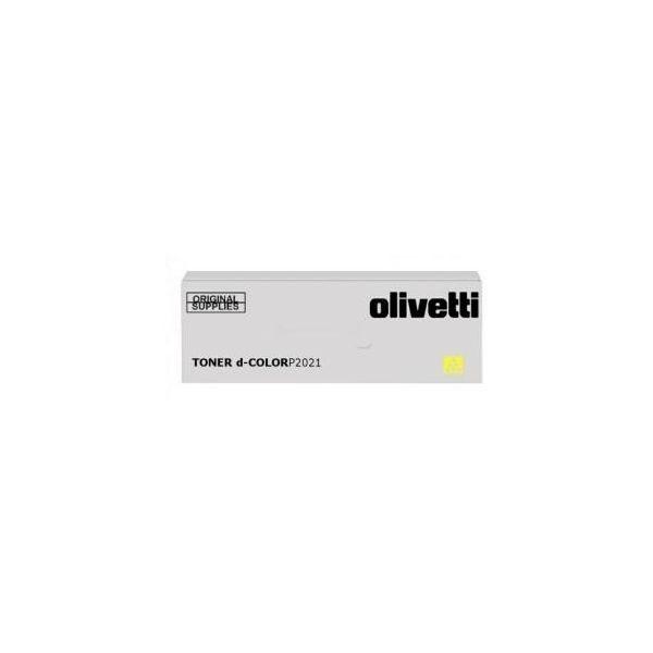 Olivetti Original - Toner gelb -  B0951