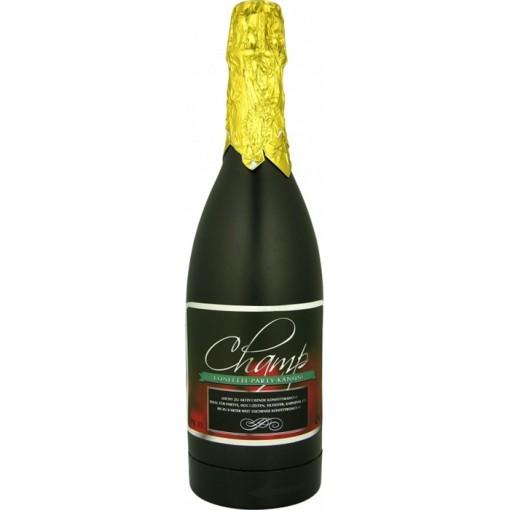 Olympia PKS 30 - Konfetti Kanone, Champagnerflasche, 33cm