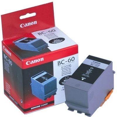 Original BC-60 Druckkopf für Canon BJC 7000, schwa
