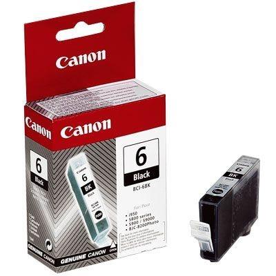 Original BCI-6bk Tintenpatrone schwarz für Canon