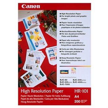 Original Canon 720 dpi-Papier für BJC-610, HR-101