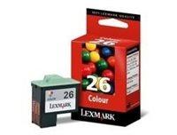 Original Tintenpatrone für Lexmark Color Z13/Z23