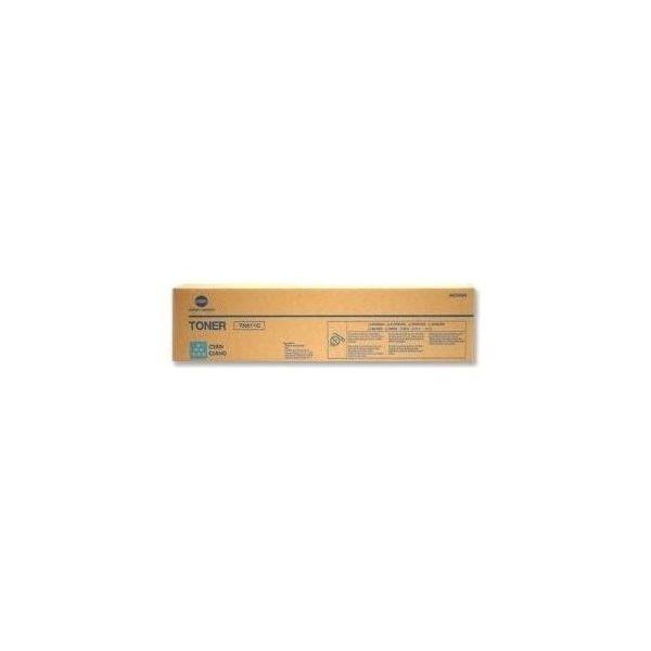 Original Toner cyan für Konica bizhub C451/550/650