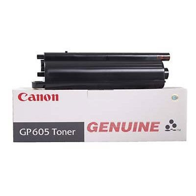 Original Toner für Canon GP 555/605/9P schwarz