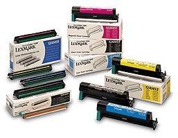 Original Toner für Lexmark Optra Color 1200 - 12A1