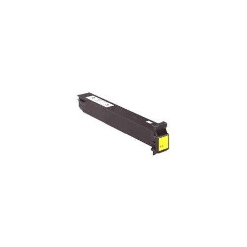 Original Toner gelb für Konica bizhub C203/C253