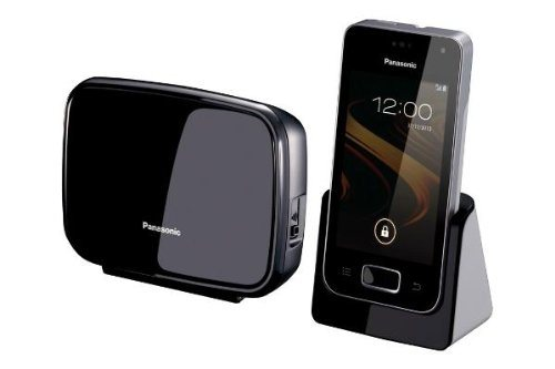 PANASONIC  Schnurlos-Telefon KX PRX110GW
