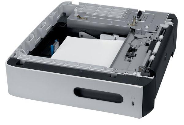 Papierzuführung + Papierkass. für Minolta MC4650
