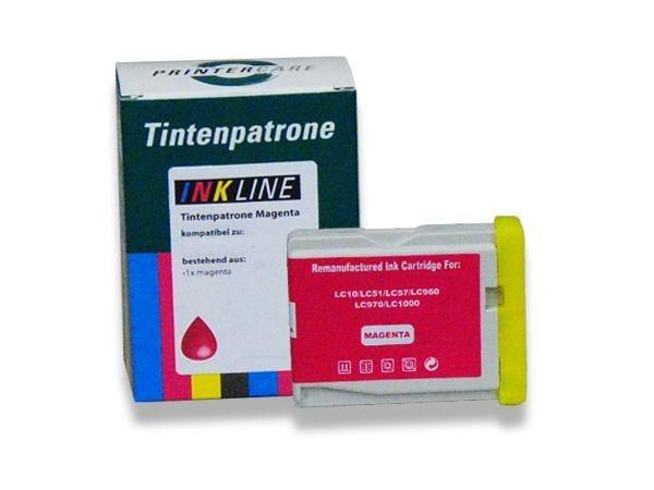 PC Tintenpatrone magenta - PC-LC1000M