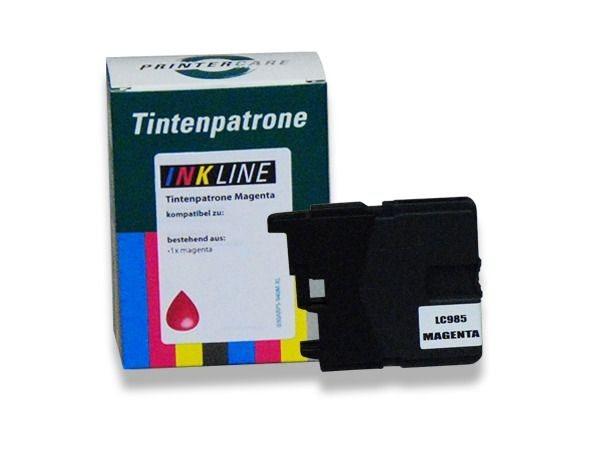 PC Tintenpatrone magenta - PC-LC985M