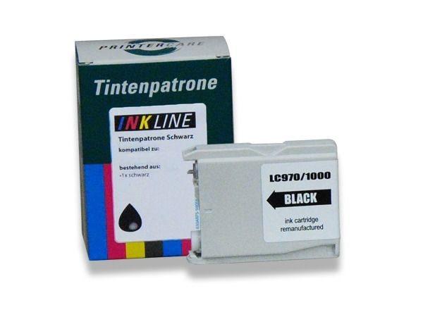 PC Tintenpatrone schwarz - PC-LC1000BK