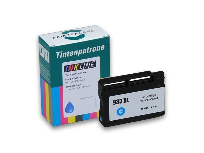 PCare Tinte cyan - PC-933XLC / Nr. 933 XL