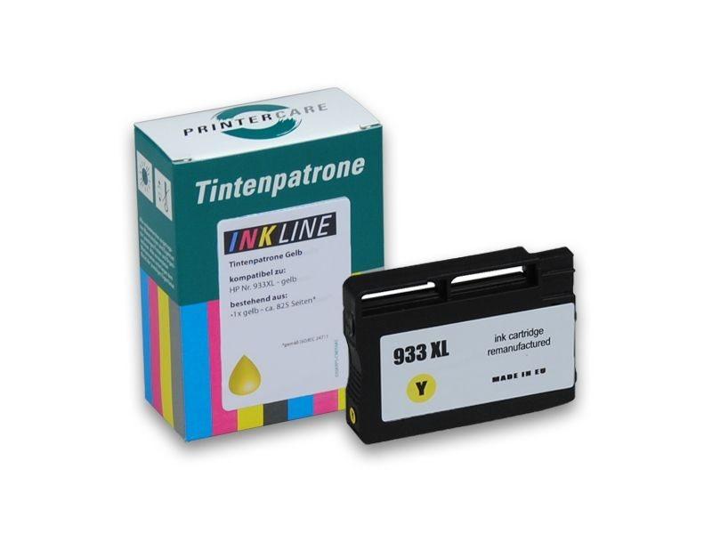 PCare Tinte gelb - PC-933XLY / Nr. 933 XL