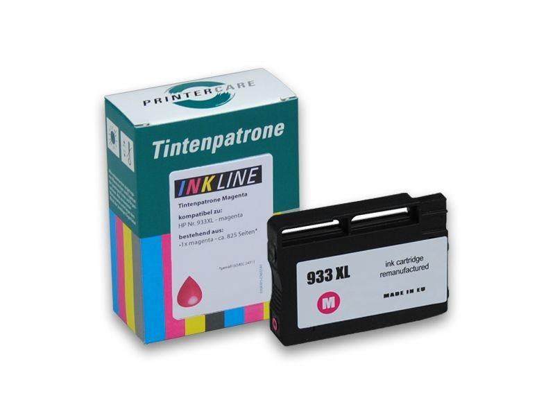 PCare Tinte magenta - PC-933XLM / Nr. 933 XL