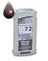 PCare Tintenkart. (refill) foto schwarz - Nr. 72