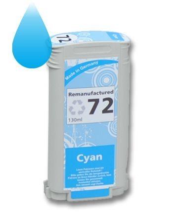 PCare Tintenkartusche (refill) cyan - Nr. 72