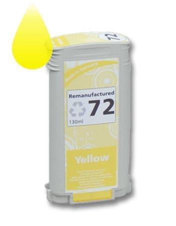 PCare Tintenkartusche (refill) gelb - Nr. 72