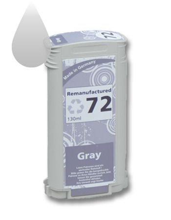 PCare Tintenkartusche (refill) grau - Nr. 72