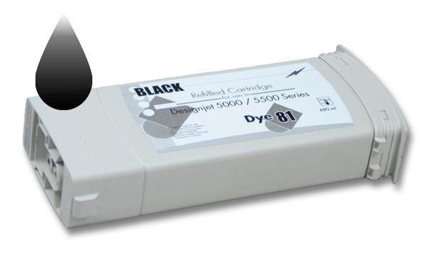 PCare Tintenkartusche (refill) schwarz - Nr. 81