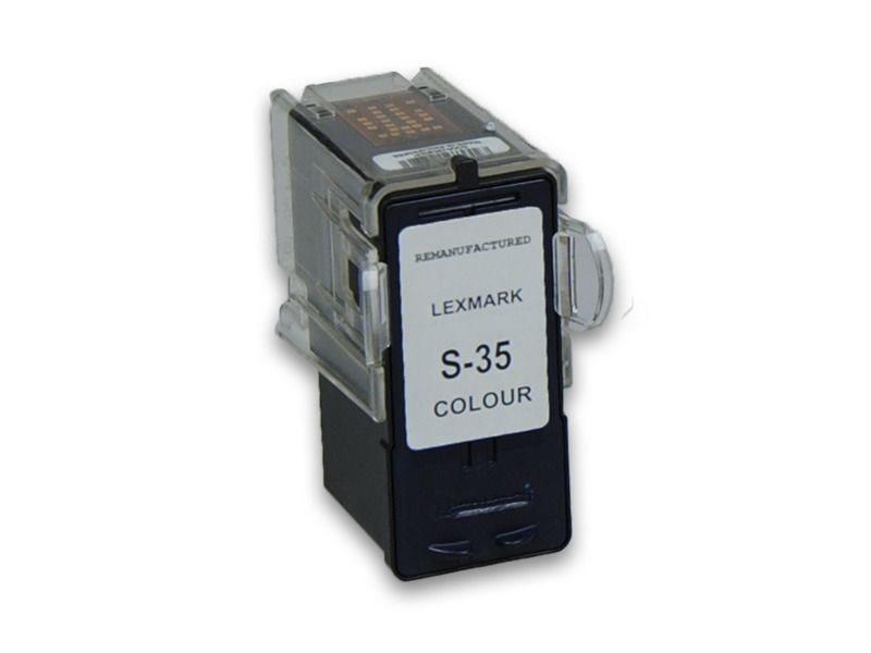 PCare Tintenpatrone, Nr. 35 color - PC-LX35