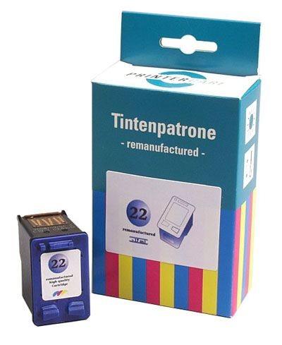 PCare Tintenpatrone (rebuilt) 3-farbig HP DeskJet