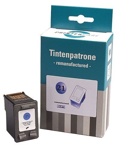 PCare Tintenpatrone (rebuilt) black HP DeskJet 394