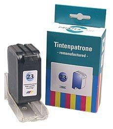 PCare Tintenpatrone (rebuilt) color - Nr. 23