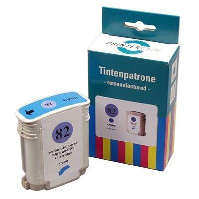 PCare Tintenpatrone (rebuilt) cyan für DesignJet