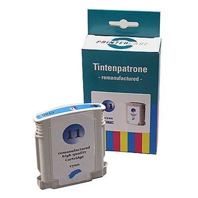 PCare Tintenpatrone (rebuilt) cyan - Nr. 011C