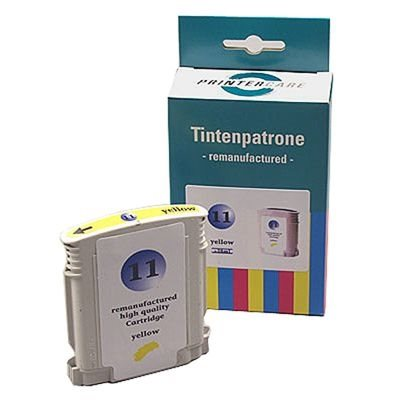 PCare Tintenpatrone (rebuilt) yellow - Nr. 011Y