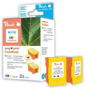 Peach color ohne Druckkopf 2 Stück - PI300-128