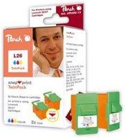 Peach color ohne Druckkopf 2 Stück - PI400-13