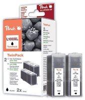 Peach Doppelpack 2 Tinten schwarz - PI400-30