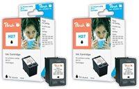 Peach Doppelpack Druckköpfe schwarz - PI300-451