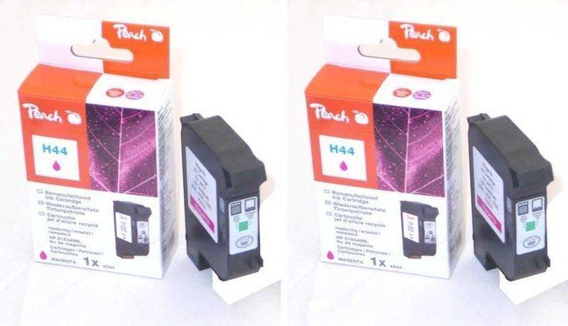 Peach Doppelpack Druckköpfe magenta - PI300-493