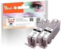 Peach Doppelpack Tinte schwarz - PI100-235