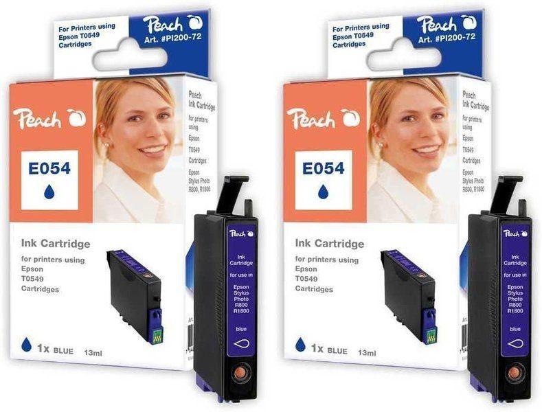 Peach Doppelpack Tinten blau - PI200-334